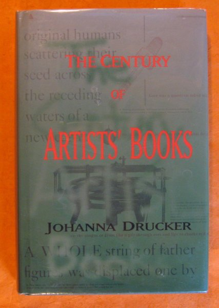 Image for Century Of Artists' Books, The