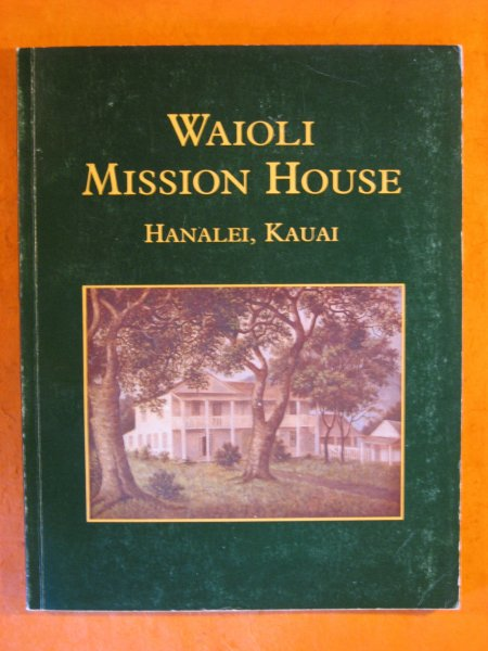 Image for Waioli Mission House