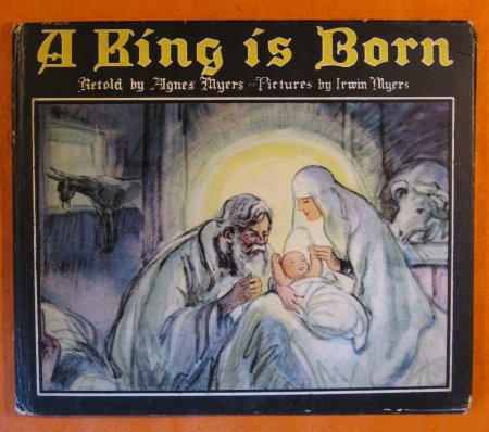 Image for King Is Born, A