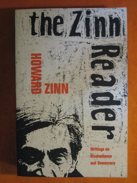 Image for The Zinn Reader: Writings on Disobedience and Democracy