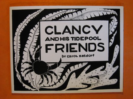 Image for Clancy and His Tidepool Friends