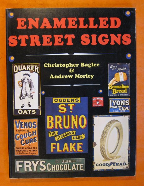 Image for Enameled Street Signs