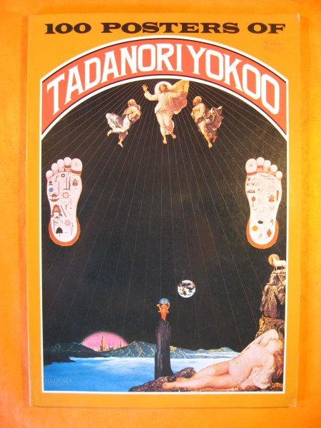 Image for 100 Posters of Tadanori Yokoo
