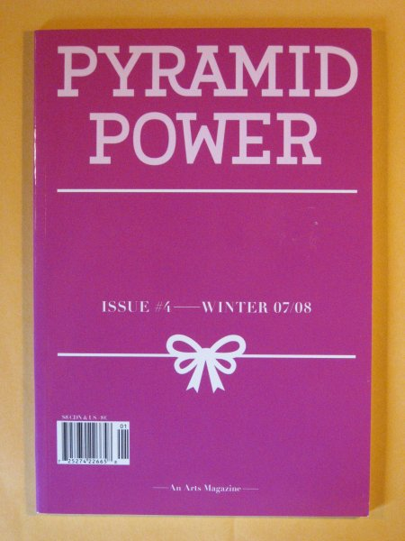Image for Pyramid Power Issue #4 Winter 07/08