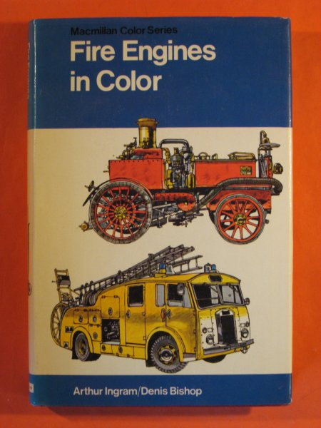 Image for Fire Engines in Color