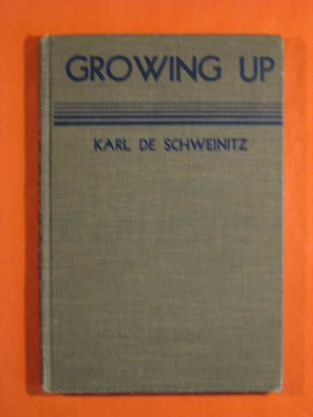 Image for Growing Up:  The Story of How We Become Alive, Are Born and Grow Up
