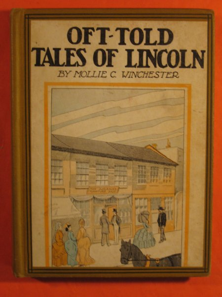Image for Oft-Told Tales of Lincoln