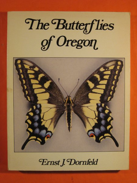 Image for Butterflies of Oregon