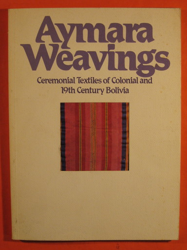 Image for Aymara Weavings