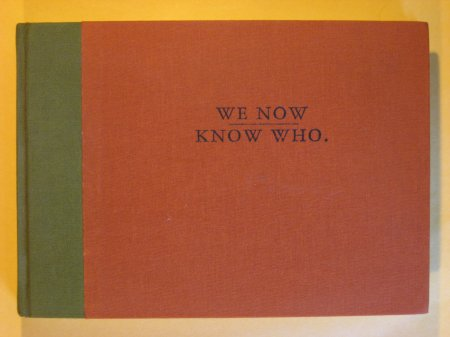 Image for Timothy McSweeney's We Now Know Who : Issue No. 6 (with CD)