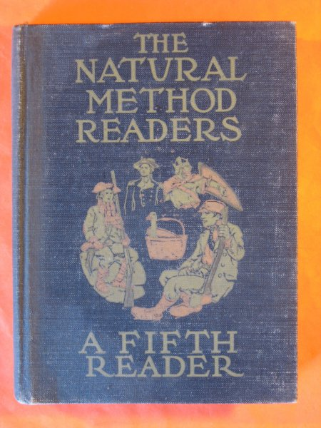 Image for Natural Method Readers:  A Fifth Reader, The