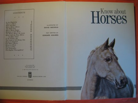 Image for Know About Horses