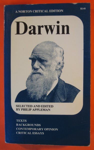 Image for Darwin [Norton Critical edition]