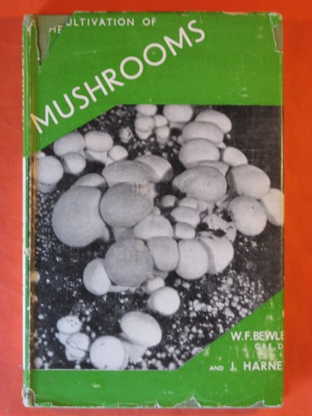 Image for The Cultivation of Mushrooms