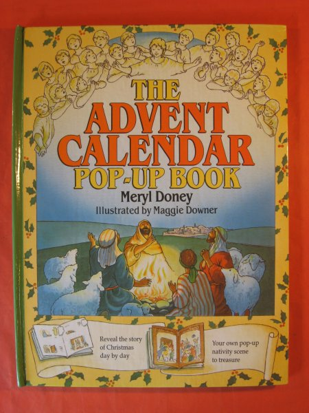 Image for Advent Calendar Pop-Up Book, The