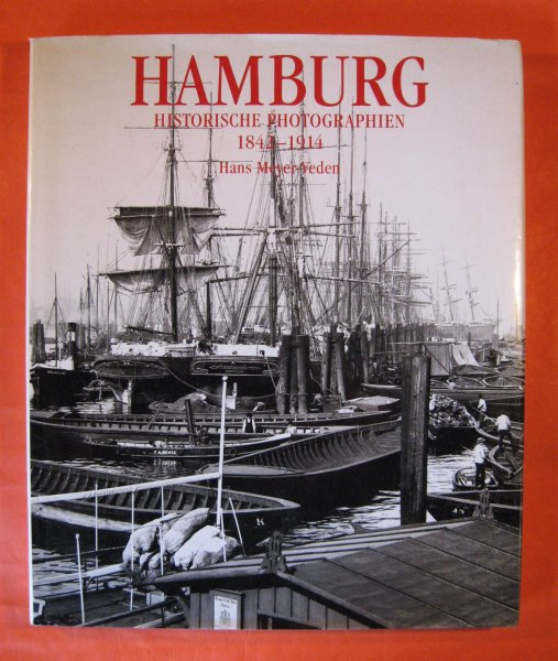 Image for Hamburg: Historische Photographien Von 1842-1910 (German and English Edition)