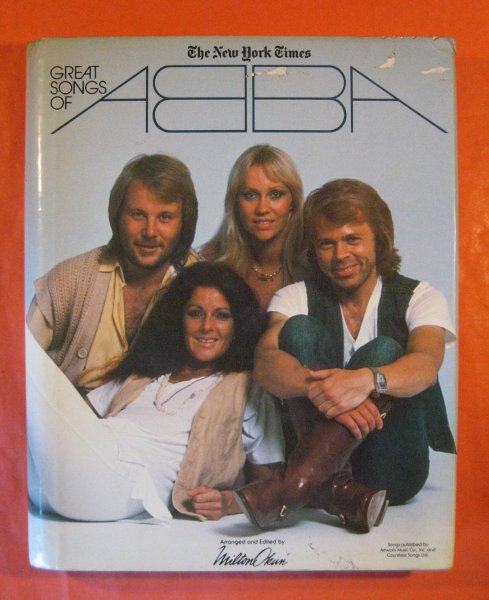 Image for New York Times Great Songs of Abba, The