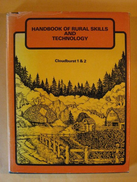 Image for Cloudburst 1: Handbook of Rural Skills and Technology