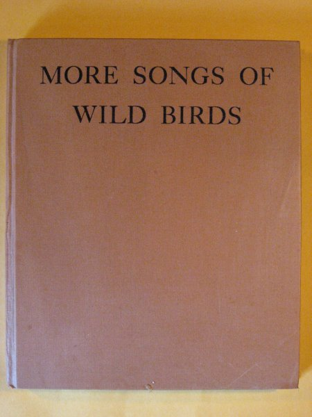 Image for More Songs of Wild Birds