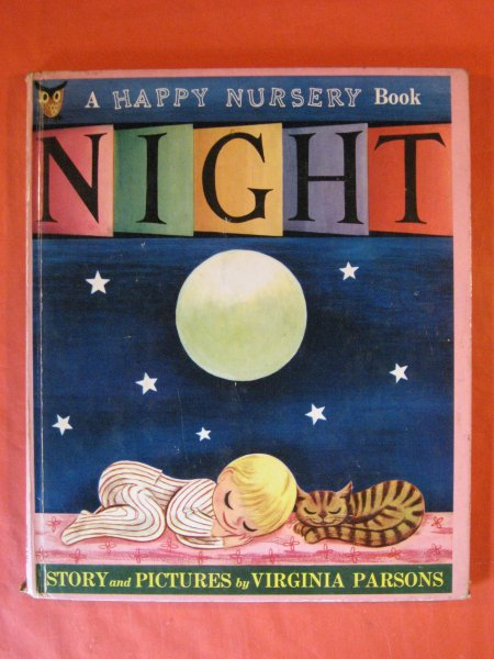 Image for Night (A Happy Nursery Book)