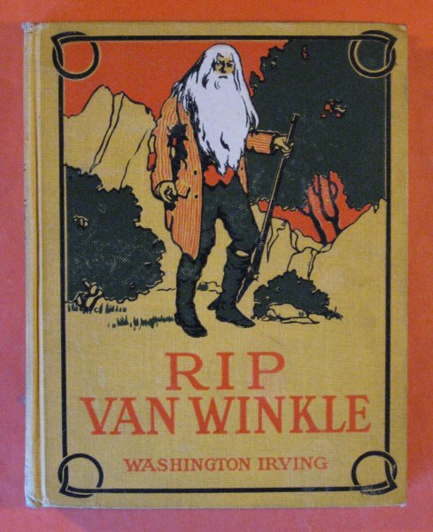 Image for Rip Van Winkle: A Legend of the Hudson