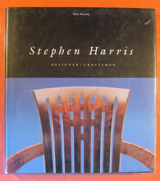 Image for Stephen Harris: Designer, Craftsman