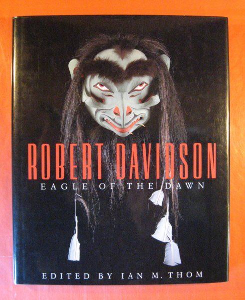 Image for Robert Davidson: Eagle of the Dawn