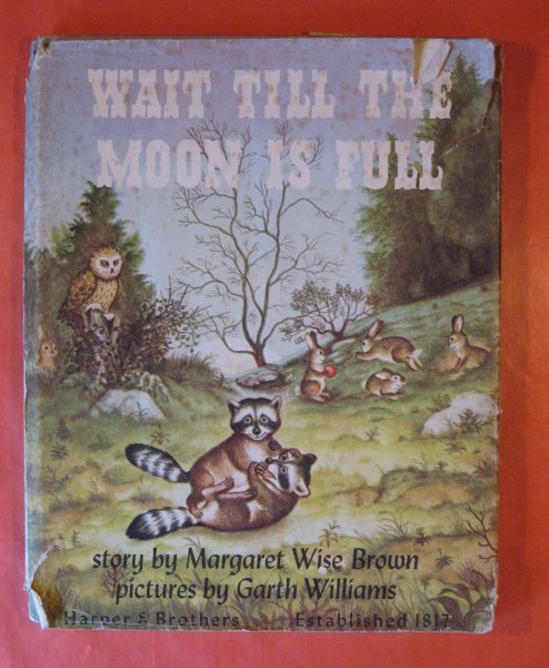 Image for Wait Till the Moon is Full