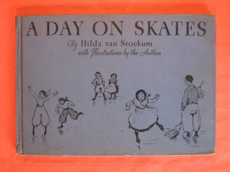 Image for A Day on Skates:  The Story of a Dutch Picnic
