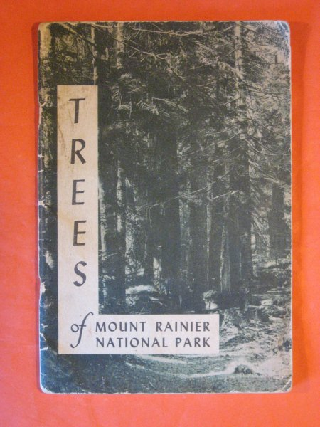 Image for Trees of Mount Rainier National Park