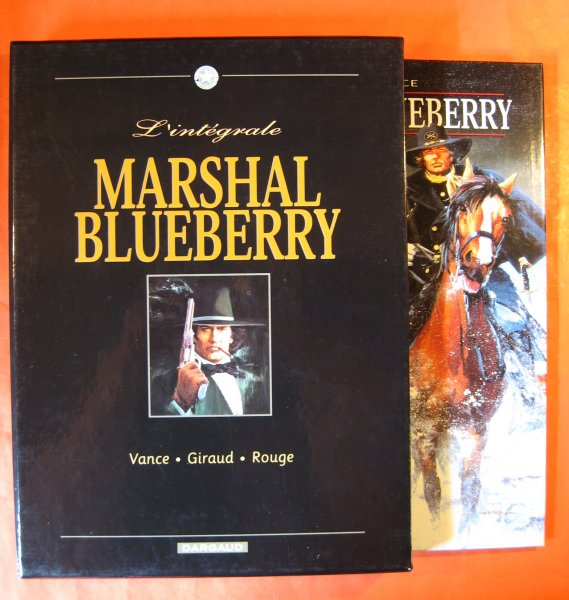 Image for L'Integrale Marshal Blueberry