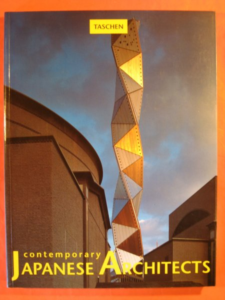 Image for Contemporary Japanese Architects (English, German and French Edition)
