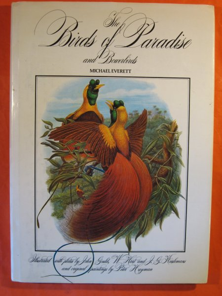 Image for Birds of Paradise and Bowerbirds