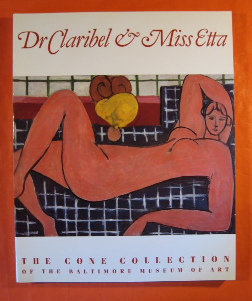 Image for Dr. Claribel and Miss Etta (Cone Collection)