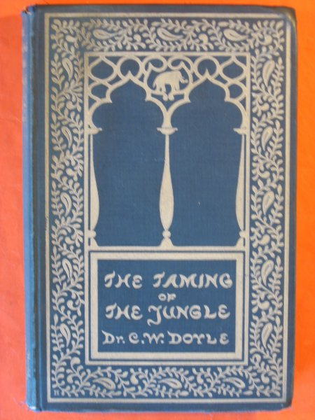 Image for Taming of the Jungle, The