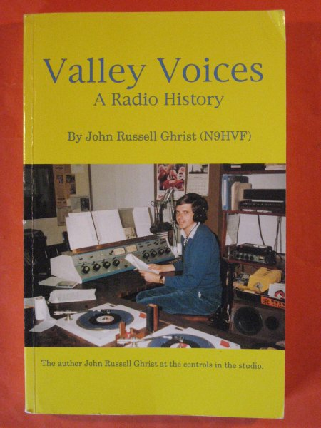 Image for Valley Voices:  A Radio History