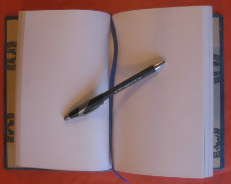 Image for Blank Journal (Pestryia Pisma)
