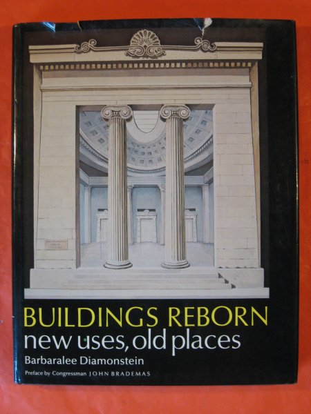 Image for Buildings Reborn: New Uses, Old Places