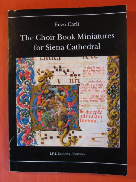 Image for The Choir Book Miniatures for Siena Cathedral