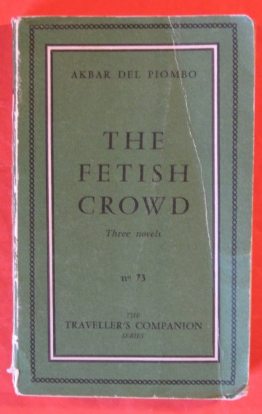 Image for The Fetish Crowd:  Three Novels