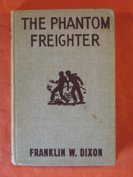 Image for Phantom Freighter  (Hardy Boys Mystery Stories), The