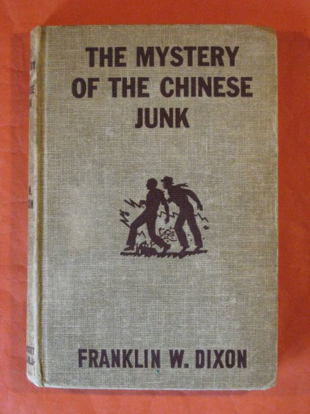 Image for Mystery of the Chinese Junk (Hardy Boys Mystery Stories), The