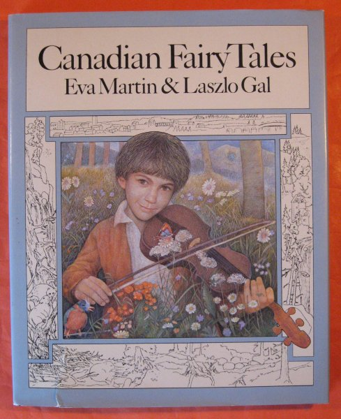 Image for Canadian Fairy Tales