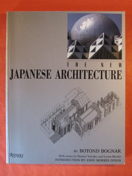 Image for New Japanese Architecture