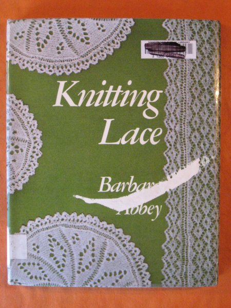 Image for Knitting Lace