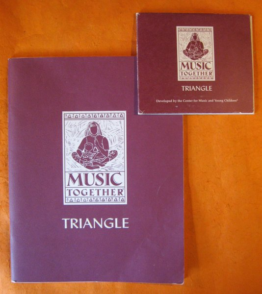 Image for Music Together;  Triangle Book & CD Set