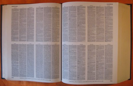 Image for The Compact Edition of the Oxford English Dictionary: Complete Text Reproduced Micrographically (2 Volumes in a Slipcase, with Magnifying Glass)