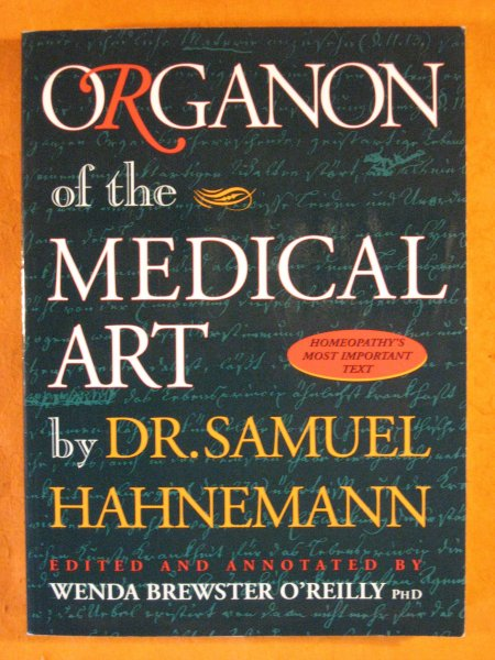 Image for Organon of the Medical Art