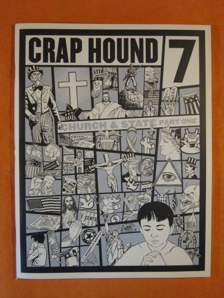 Image for Crap Hound #7:  Church & State Part One