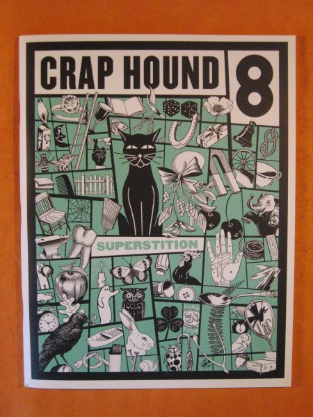 Image for Crap Hound #8: Superstition